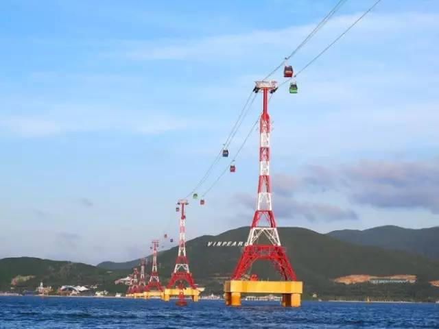 芽庄珍珠岛   独占一座海岛,要坐跨海缆车才能去的亲子乐园,你玩过吗