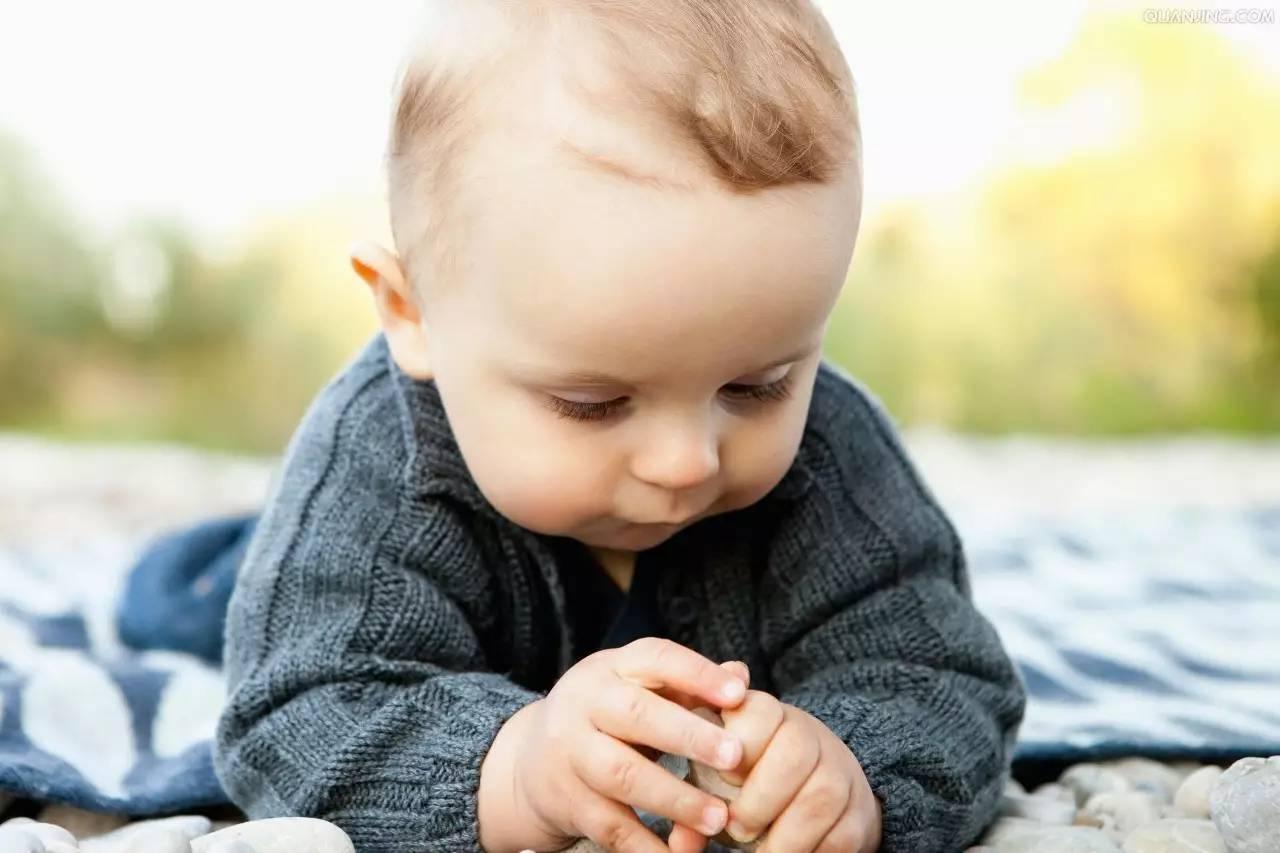 4个月大的宝宝怎么进行早教_学习啦在线学习网