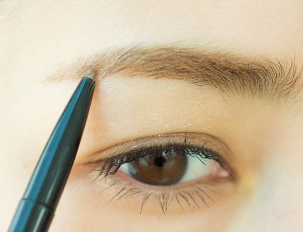 新手学化妆 用眉笔怎么画好眉毛