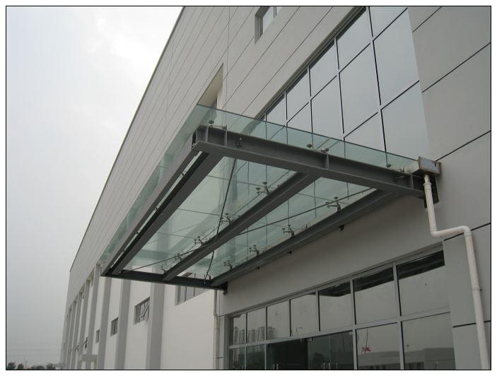 钢结构玻璃房图纸
