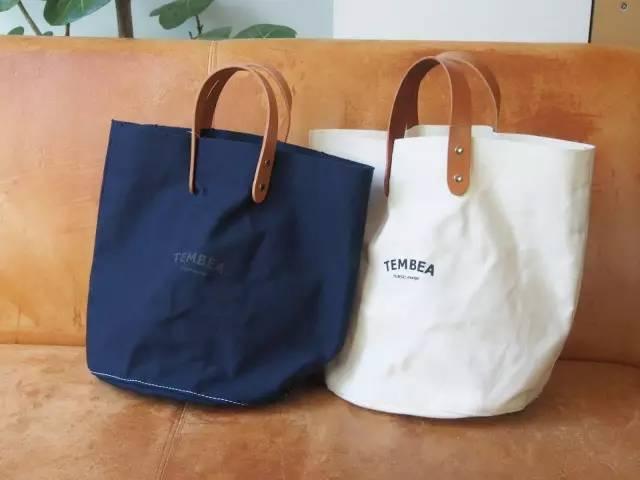 单品丨听说你想要「帆布包」?来看看这六个品牌怎么样图片