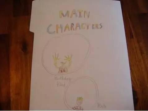 孩子阅读的7种读书笔记法图片