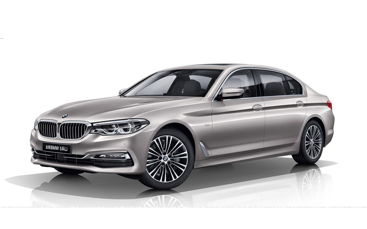 全新BMW 5系Li成都上市 时不我待 创造我们的时代