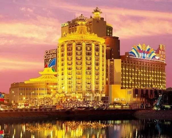 葡京酒店及新葡京酒店