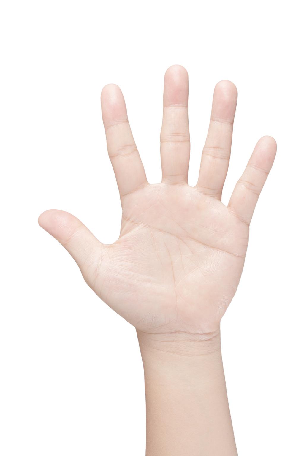 手指内风湿关节炎