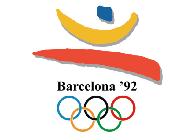 1992年被指定为巴塞罗那奥运会的慢跑鞋合照品牌.图片