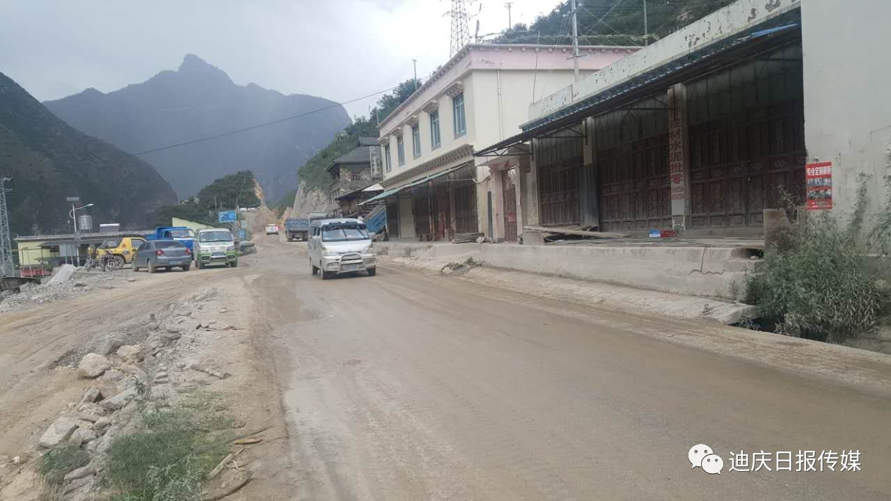 国道214,自驾滇藏线