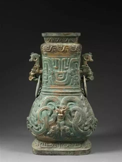 中国青铜器的魅力图片
