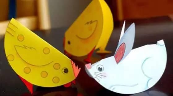充满奇思妙想的幼儿园diy手工制作(幼师收藏)| 巧手教育图片