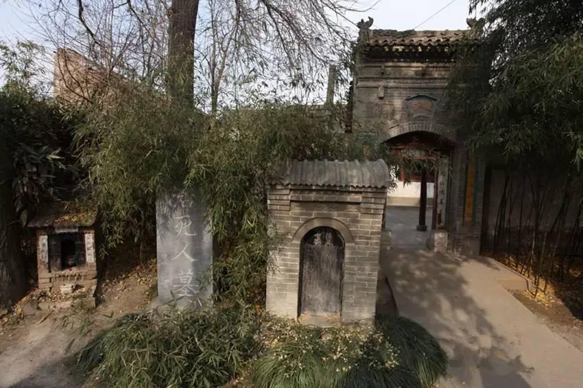 活死人墓竟真的存在 原来就在西安周边的一座道观里