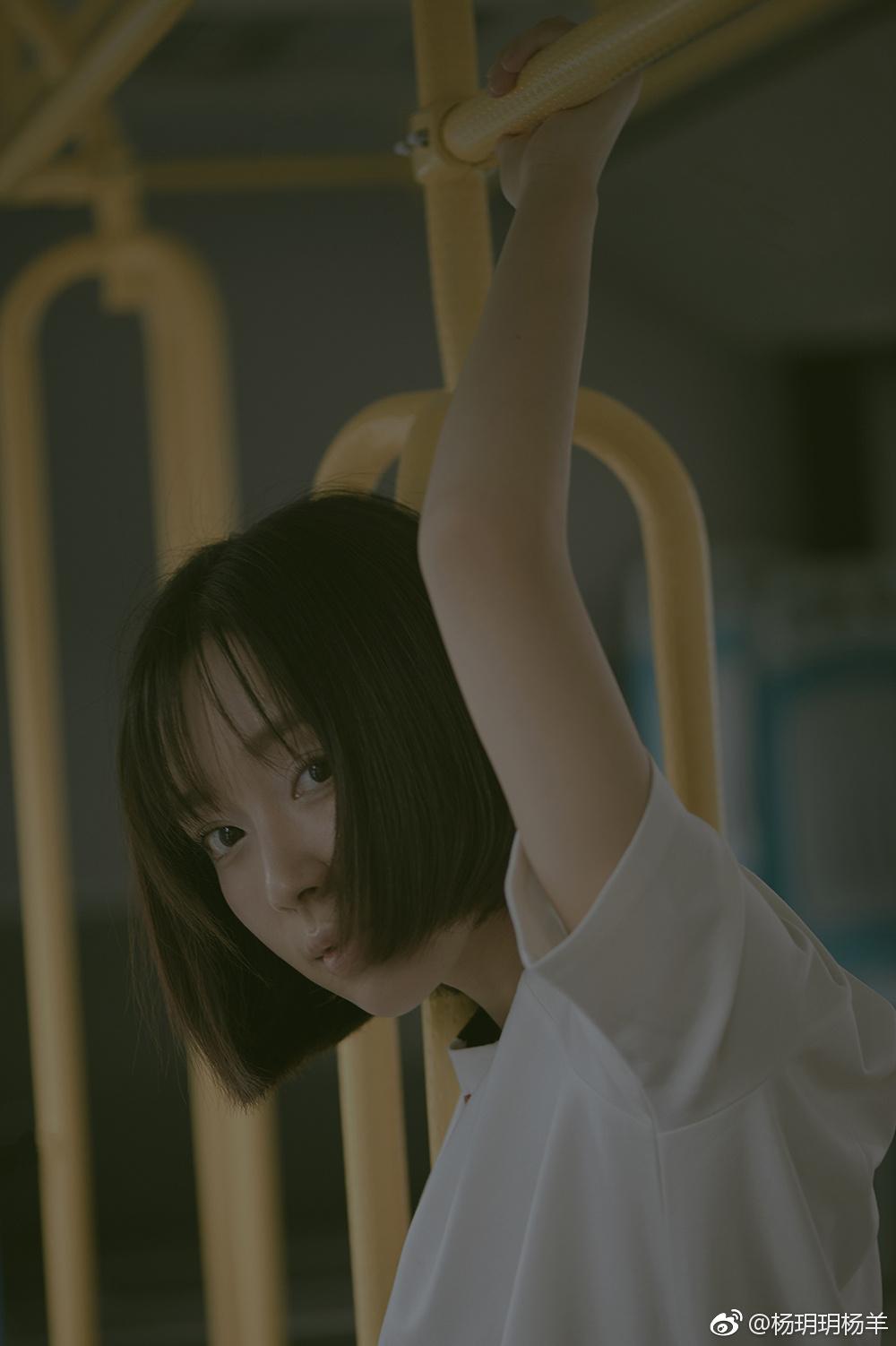 春风十里不如你 杨玥清新少女写真曝光图片