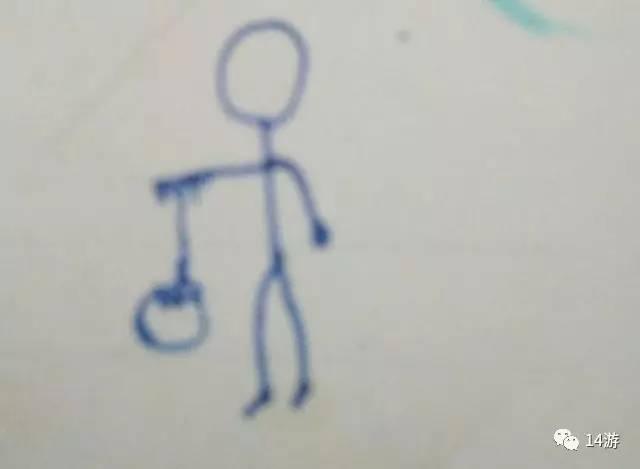 """《王者荣耀》玩家手绘""""英雄""""角色图,能分辨出来的都是"""