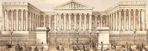大英博物馆手绘图
