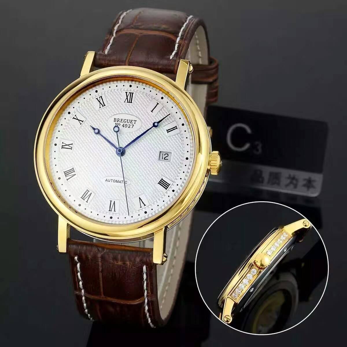 成功男士要选择什么样的手表,卡地亚,宝玑