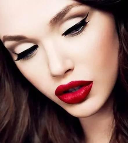 史上最全的化妆教程,看完就不信你还不会