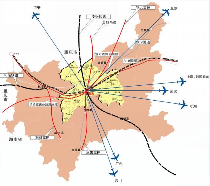 泸川新区规划图