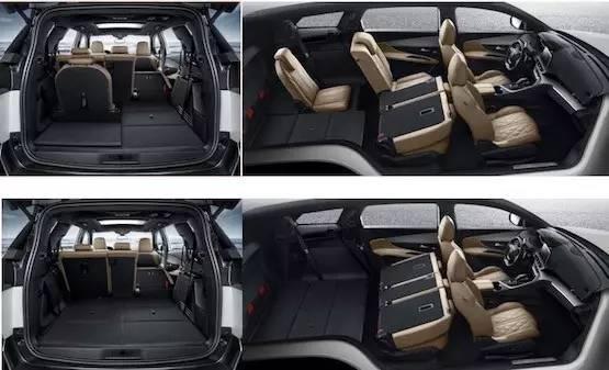 让科技更浪漫,东风标致5008为何是七座SUV精品高清图片