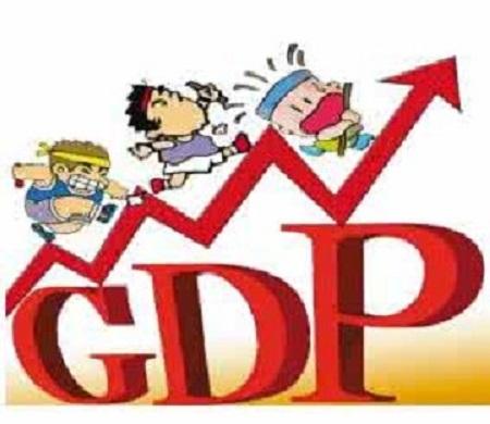 为什么决策者总是关注GDP_晚间美国GDP数据来袭 利空背景下金银能否扭转跌势(3)