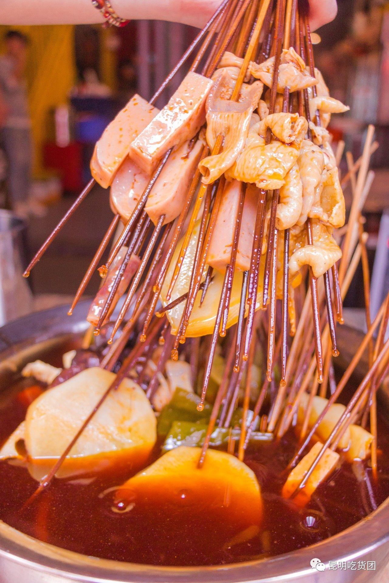 从藤椒串到麻辣烫,这家麻辣料理在昆明闯下了不可撼动的地位!