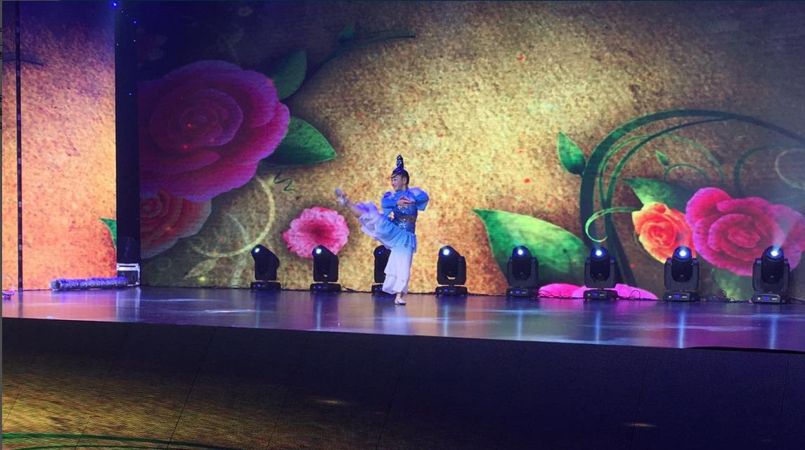 艺委会主任,原总政歌舞团副团长 曹磊、夏小虎、周鹏等知名舞蹈家