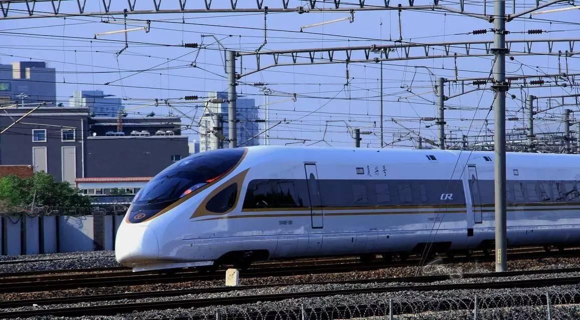 芜湖造 竟对 复兴号 高铁列车至关重要 厉害了