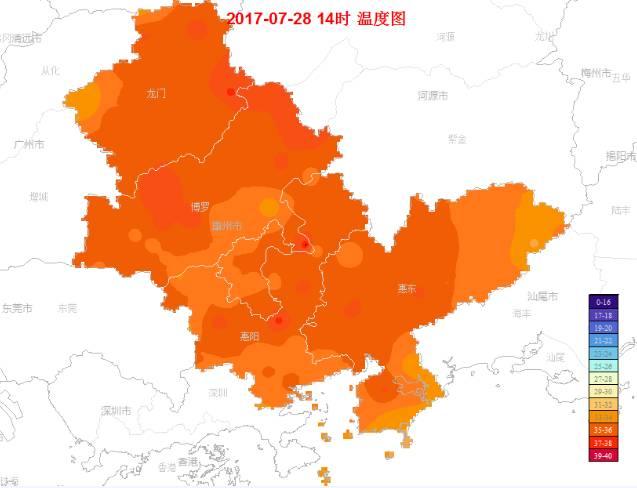 离惠州不远,台风 纳沙 即将登陆,后天起惠州天气将
