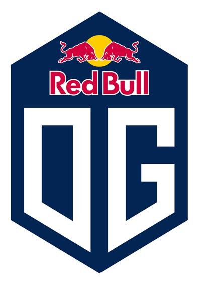 OG战队更换新队标 饮料巨头红牛强势赞助