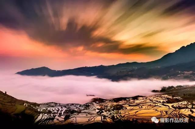 【柒摄影--品色】感受大自然光与影的魅力