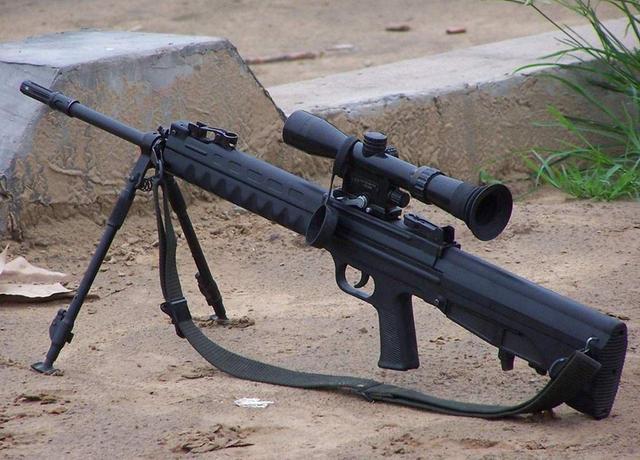 ...出世界第一流的狙击步枪 专家称装备发展思路不同