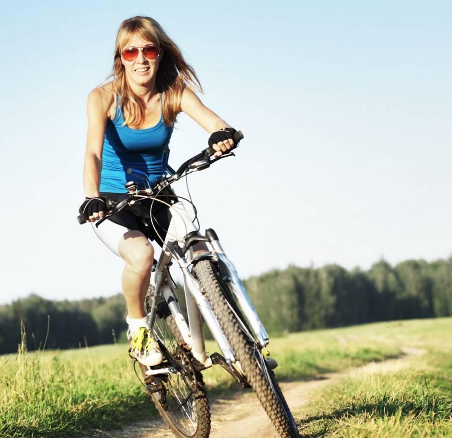 走路还是骑车减肥效果好