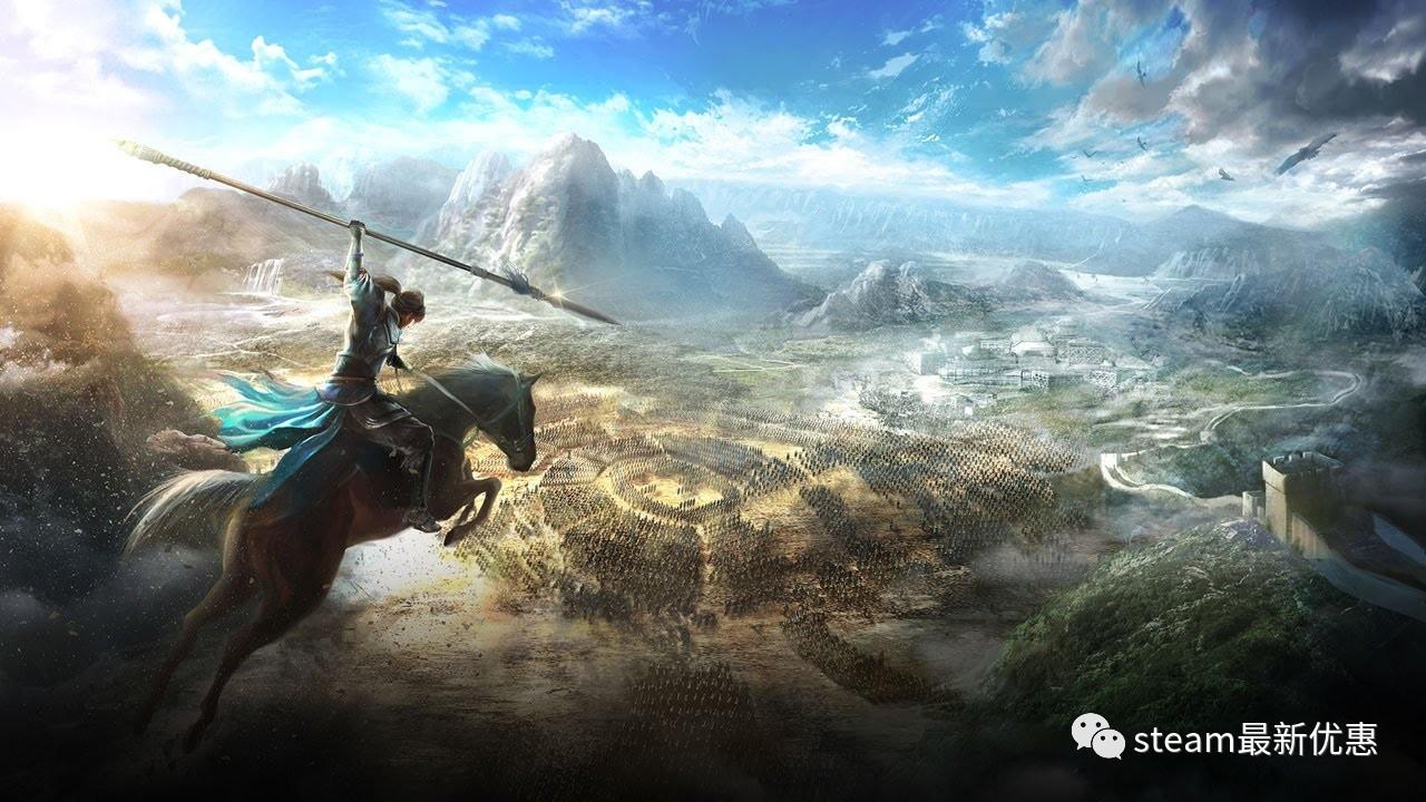 日本玩家希望日版 真三国无双8 有国语配音 铃木亮浩 考虑中图片