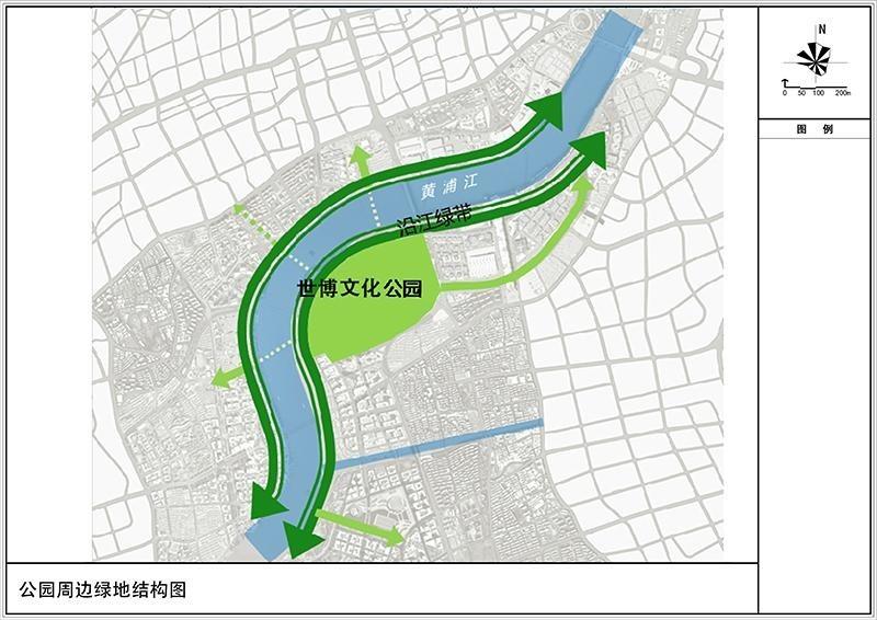 世博文化公园规划图