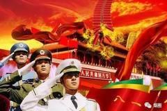 建军90周年阅兵| 壮我中华,扬我国威,恭祝祖国越来越强大!