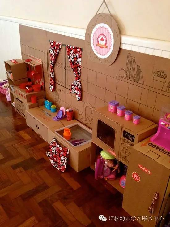纸箱手工制作桌子