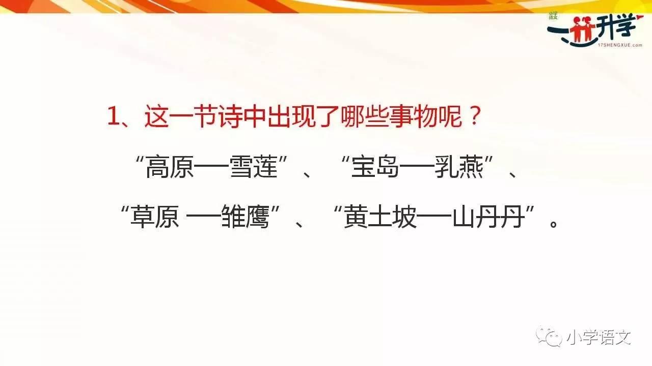 六年级上册人教版8 中华少年 讲解