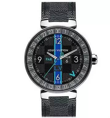 LV也出智能手表,这次剁手可能有点疼!