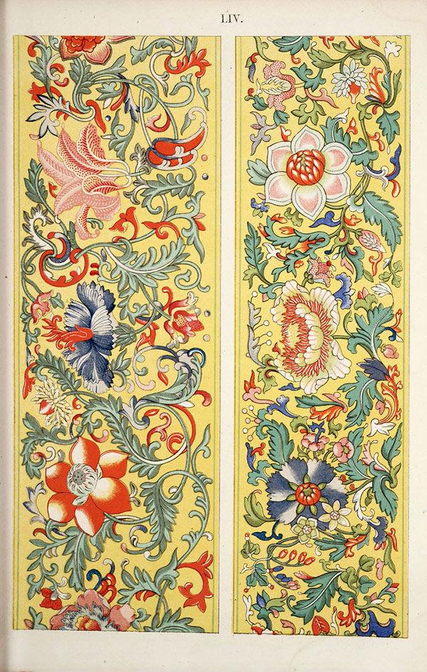 中国传统纹样,值得收藏一份