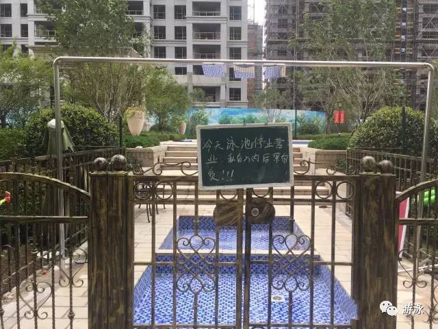 【警钟常鸣】悲剧!浙江9岁女孩小区游泳溺亡泳池边还有救生员!