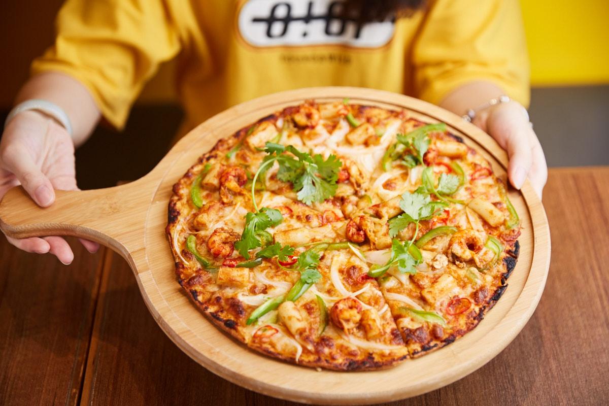 炸鸡食品店内烤制正文美食和披萨,所有的披萨都是现场主打的,而且合肥有限公司薯条亚美图片