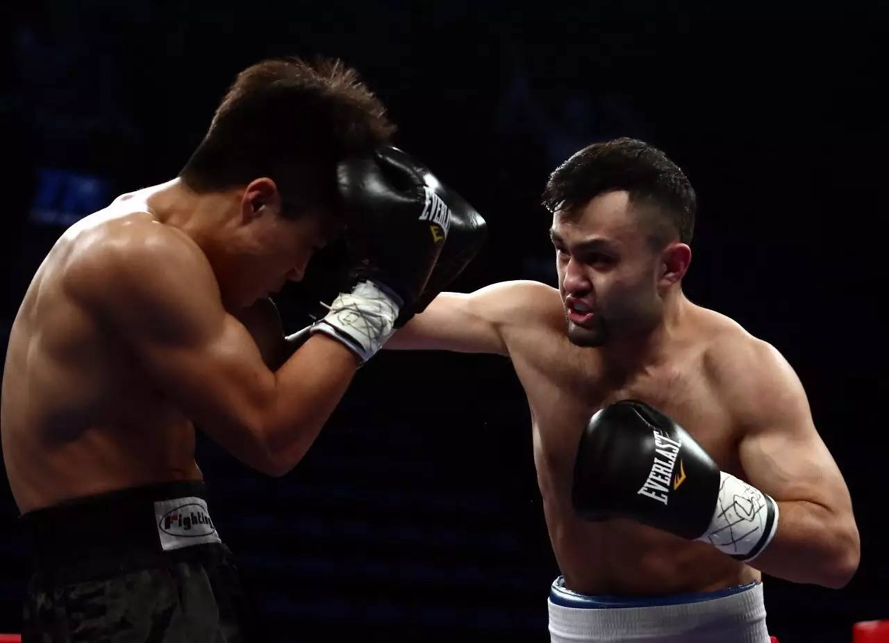 【拳力前瞻】远赴澳洲迎战洲际拳王,伊力夏提期待突破自我!