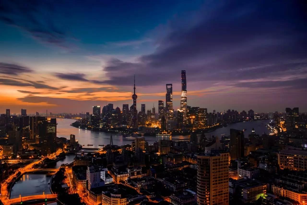 城市 打卡 上海新地标,这次学的是什么