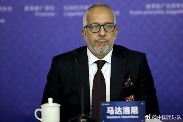 体育 正文  与此同时,马达洛尼还强调中国队计划于8月25日中午在武汉图片