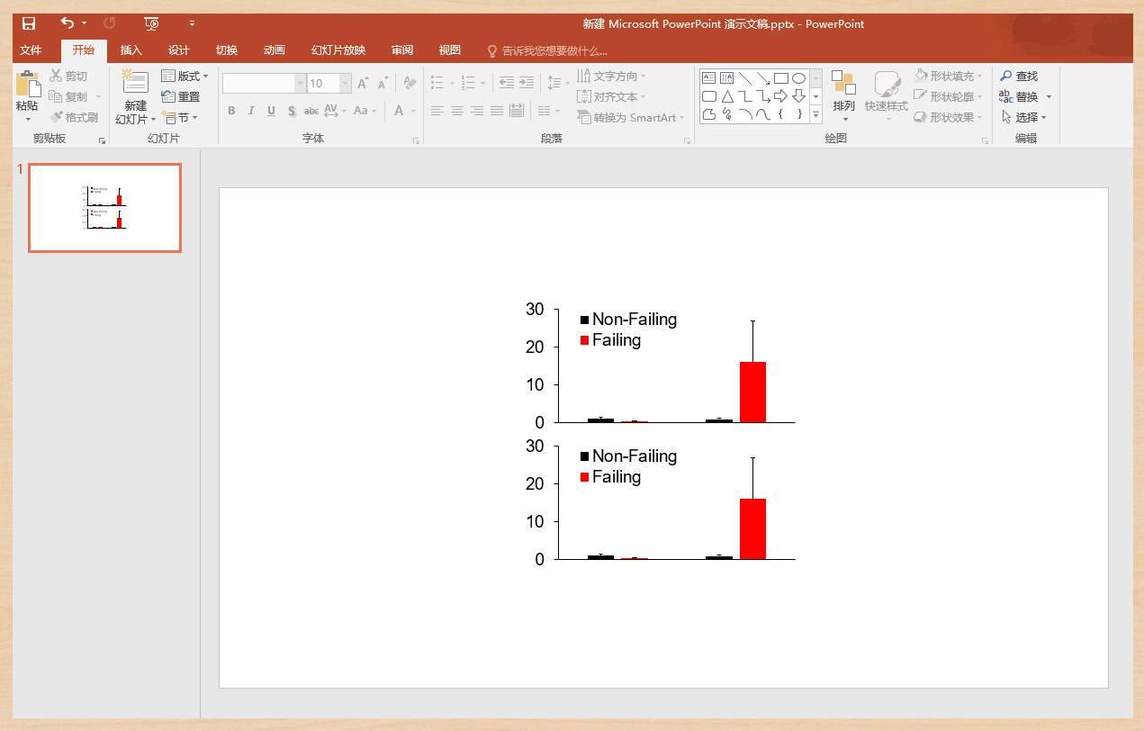 Excel图表的纵轴能做 中断 吗