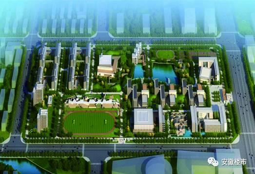肥东一中新校区项目位于瑶岗路以南、北张路以东、蔚然路以西、规划支路北,   总用地面积220777平方米(约331亩)   ,建筑面积约13万平方米,总投资约5亿元.