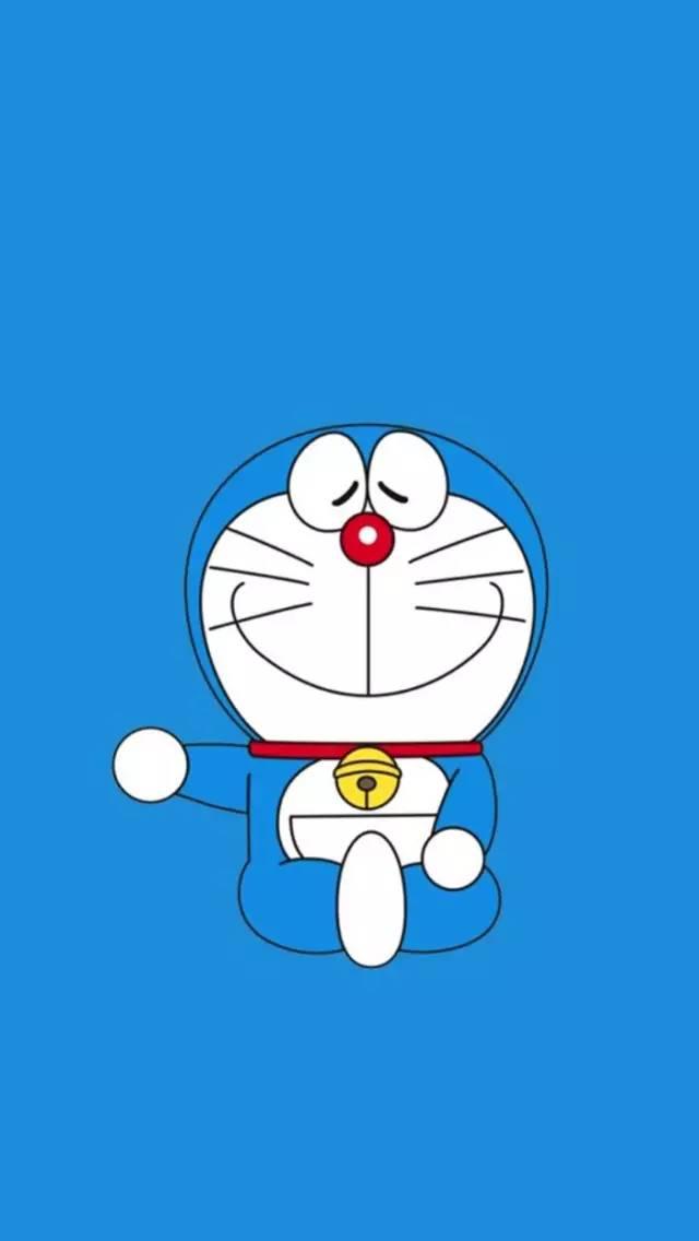 哆啦A梦 机器猫手机壁纸图片