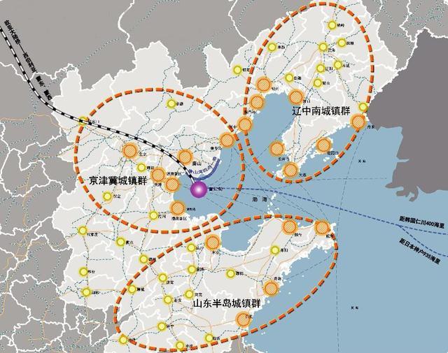 营口市城市规划图