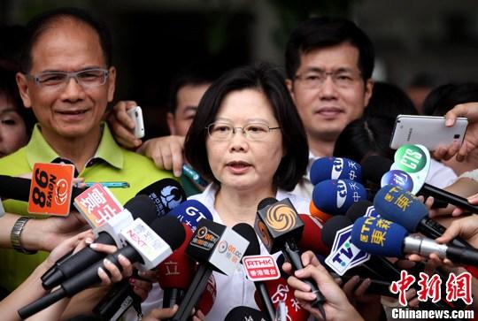 蔡英文新添防弹车 国民党文传会副主委批评