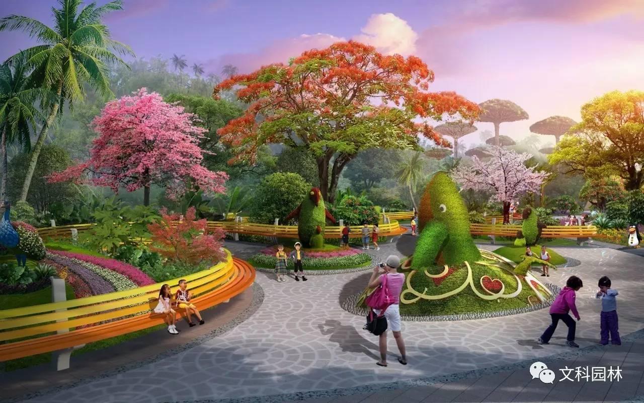 上海儿童乐园平面图
