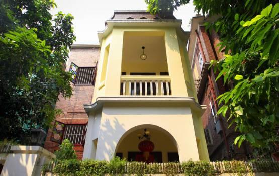 广州东山一座始建于1946年是别院民国时期的独栋三层别墅洋房曾经是地下室美式v一座别墅图片