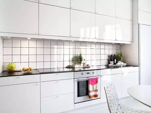 打造北欧厨房-硬装及照明图片